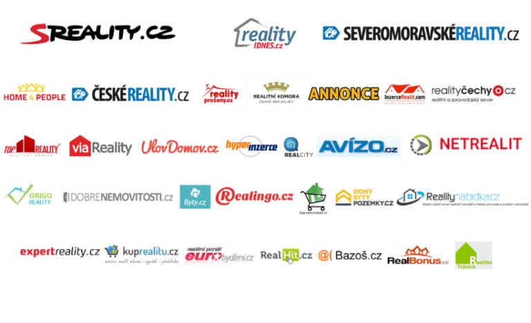 loga realitních serverů