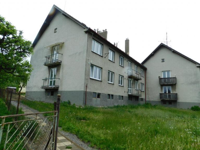 Prodej bytový dům Slezské Rudoltice